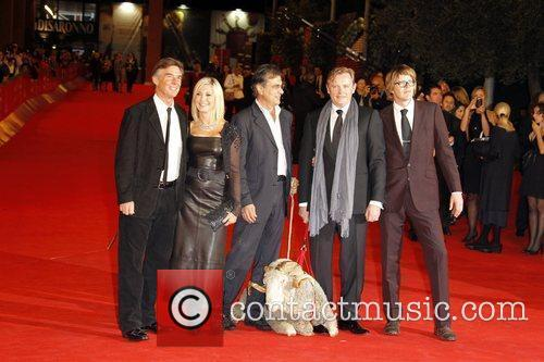 Kris Marshall, John Easterling, Olivia Newton-john and Stephan Elliott
