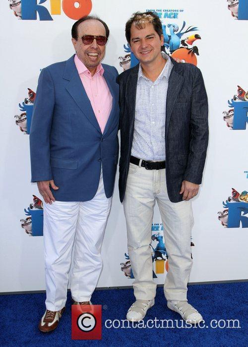 Sergio Mendes and Carlos Saldanha 1