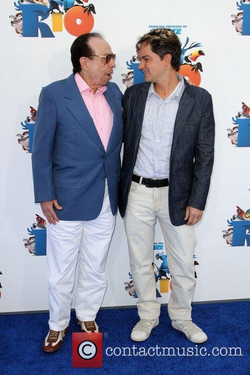 Sergio Mendes and Carlos Saldanha 5