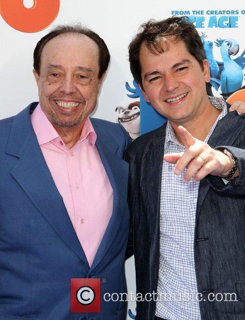 Sergio Mendes and Carlos Saldanha 4