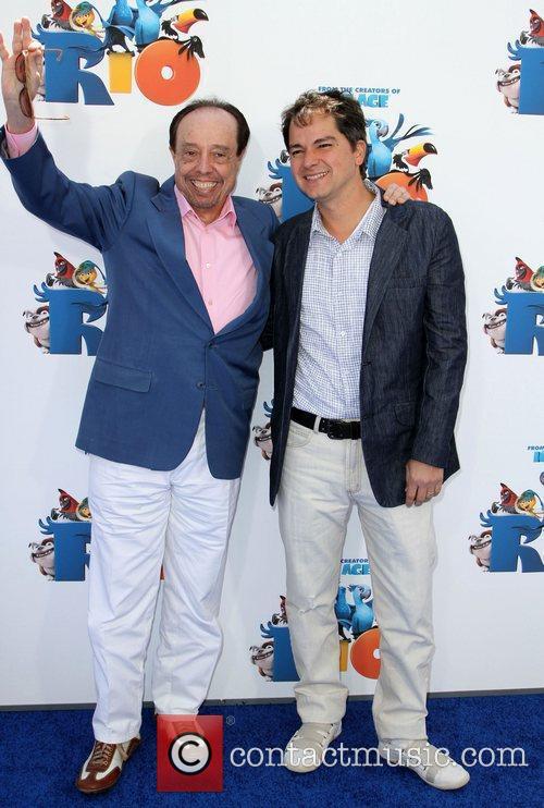Sergio Mendes and Carlos Saldanha 11