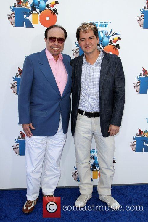 Sergio Mendes and Carlos Saldanha 3