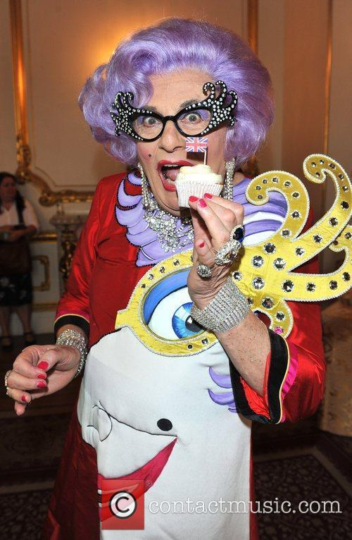 Dame Edna Everage and Barry Humphries 2