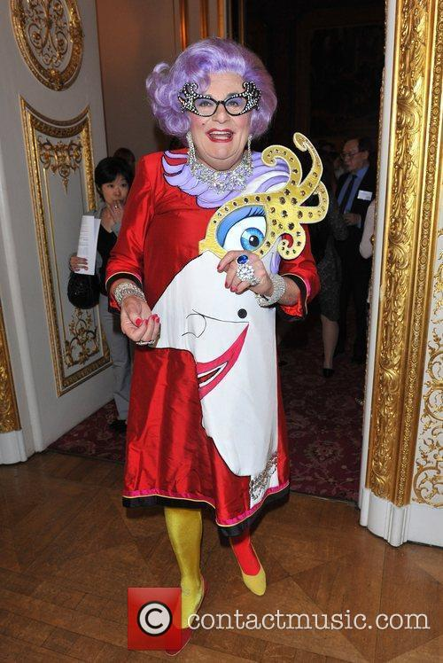 Dame Edna Everage and Barry Humphries 1