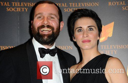 Johnny Harris and Vicky Mcclure