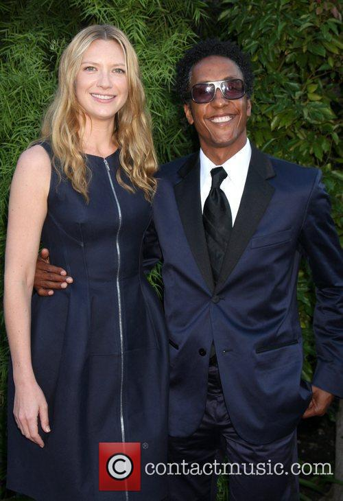 Anna Torv and Andre Royo 2