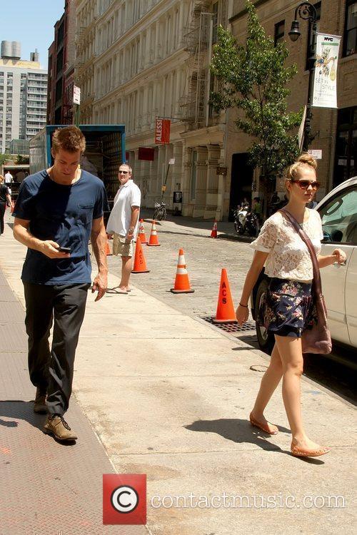 Scott Speedman and Teresa Palmer 3