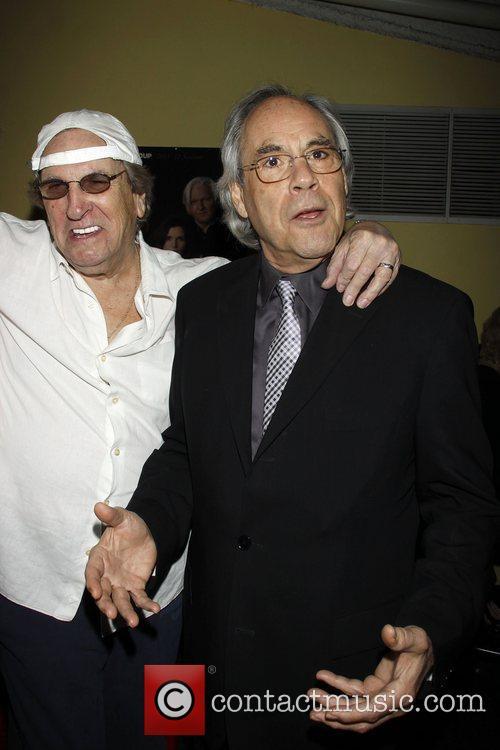 Danny Aiello and Robert Klein