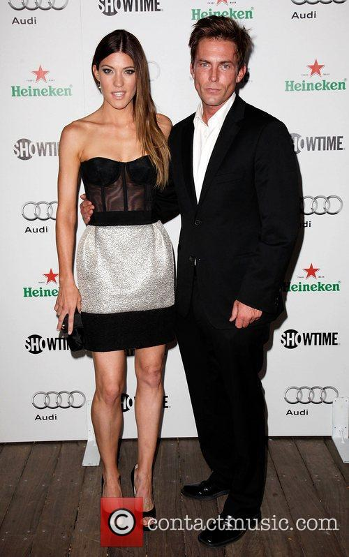 Jennifer Carpenter and Desmond Harrington 3