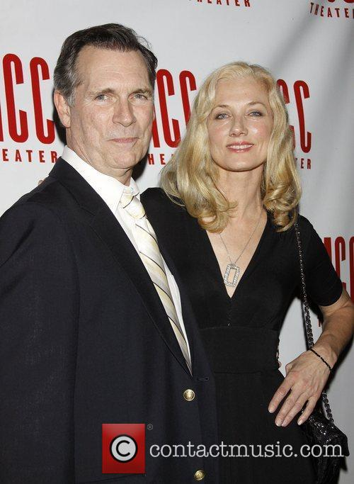 Cotter Smith and Joely Richardson