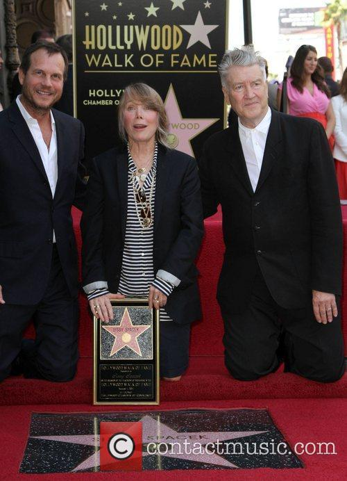Bill Paxton, David Lynch and Sissy Spacek 1