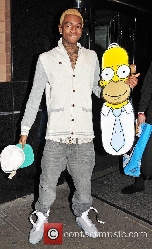 Soulja Boy, Homer Simpson and Midtown