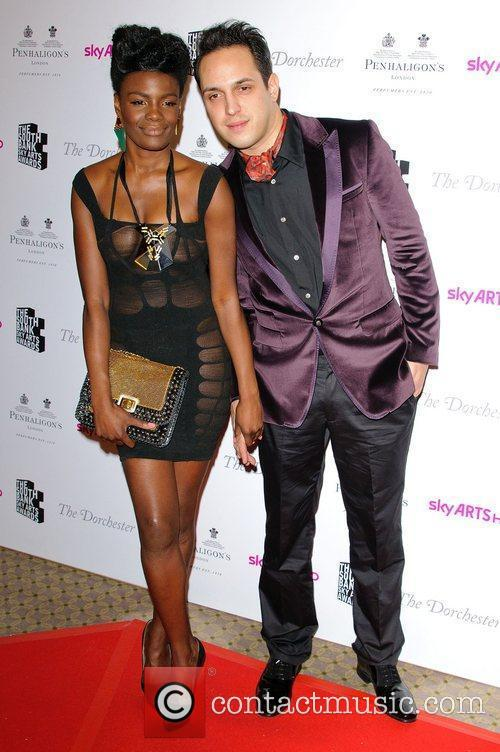 Shingai Shoniwa And Dan Smith 8