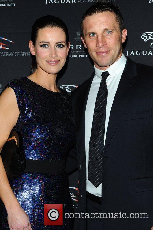 Kirsty Gallacher and Paul Sampson