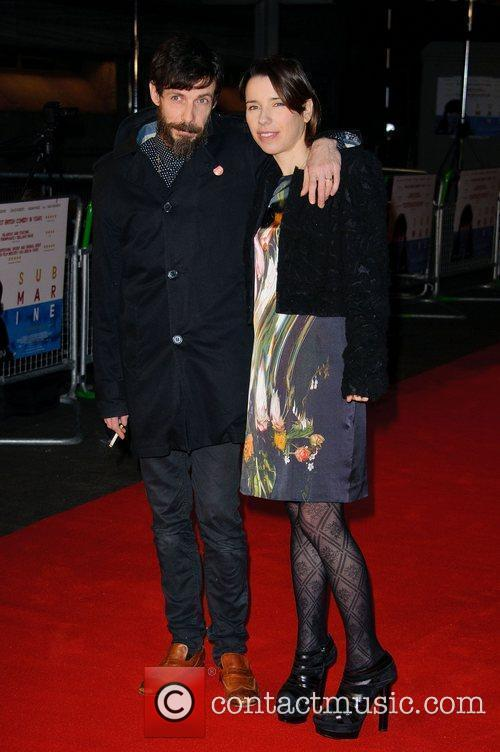 Noah Taylor and Sally Hawkins