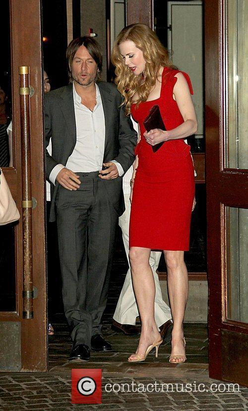 Keith Urban and Nicole Kidman 1