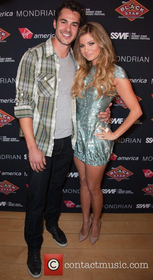 Amber Lancaster And Guest 1