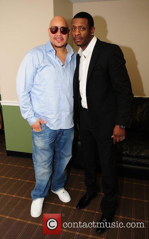 Fat Joe and Keith Sweat