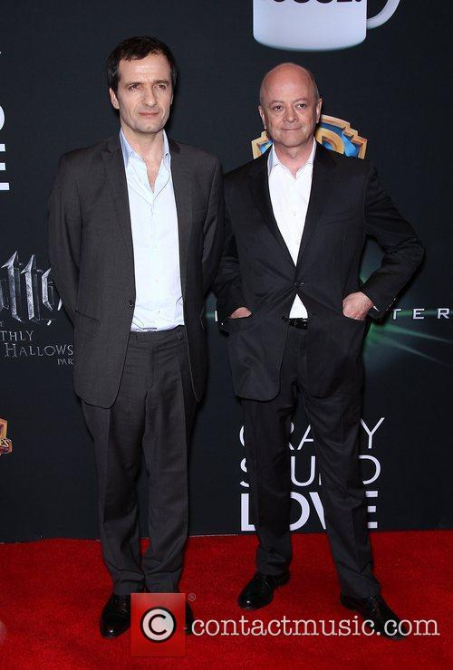 David Heyman and David Yates