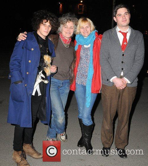 Marina Guinness And Guests 1