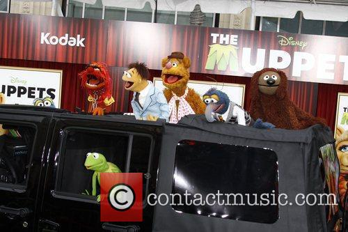 Muppets and Chris Cooper 7