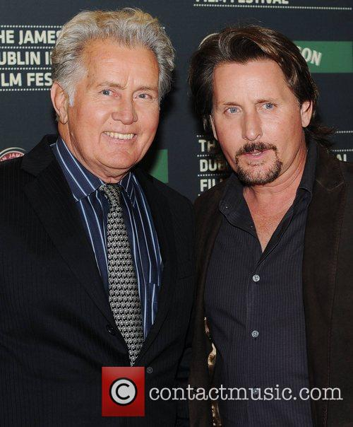 Martin Sheen and Emilio Estevez 3