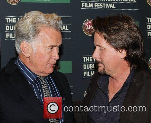 Martin Sheen and Emilio Estevez 8