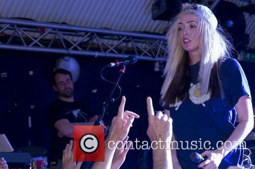 Katie White and The Ting Tings