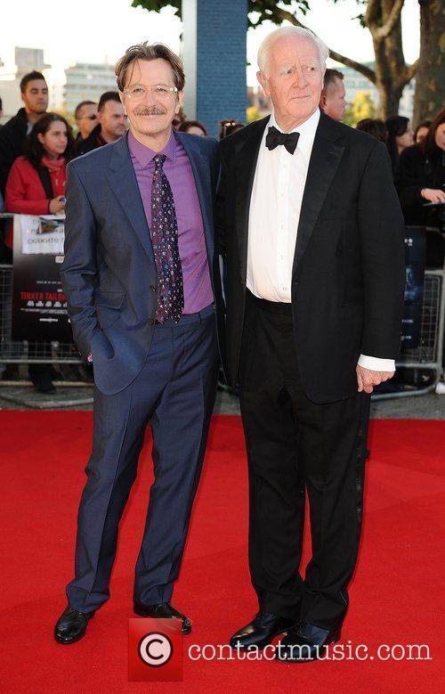 Gary Oldman and John Le Carre 11