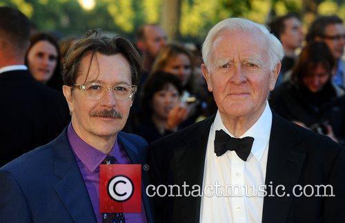 John Le Carre and Gary Oldman 4