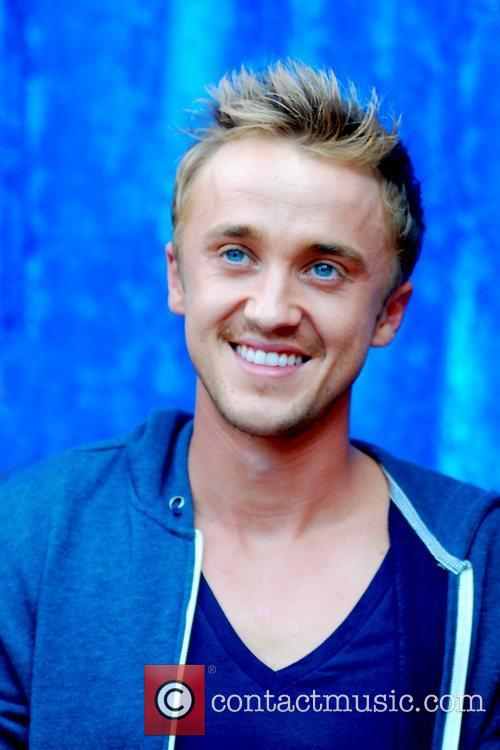 Harry Potter and Tom Felton 10