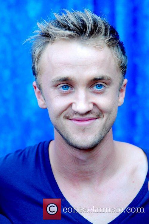 Harry Potter and Tom Felton 5