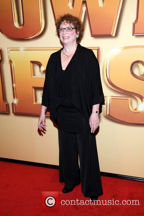 Marcia Jean Kurtz and Ziegfeld Theatre