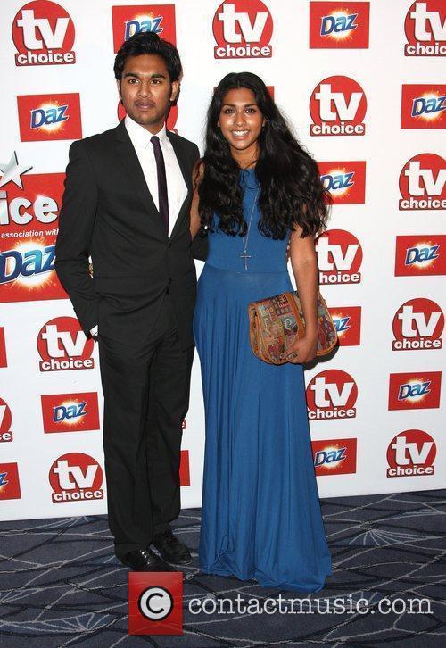 Himesh Patel And Meryl Fernandes 9