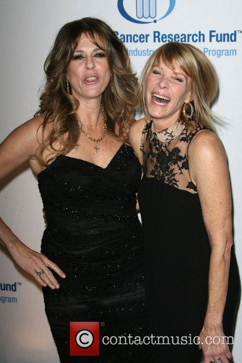 Rita Wilson and Kate Capshaw