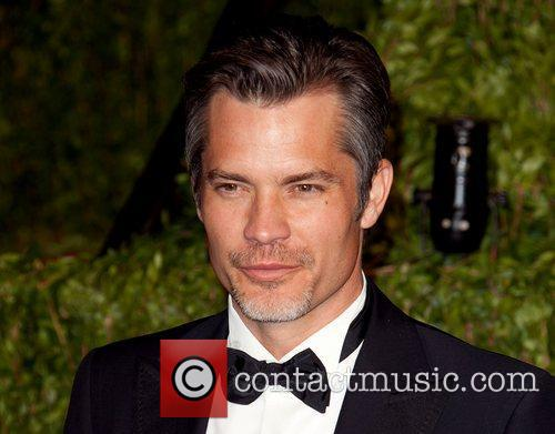 Timothy Olyphant and Vanity Fair