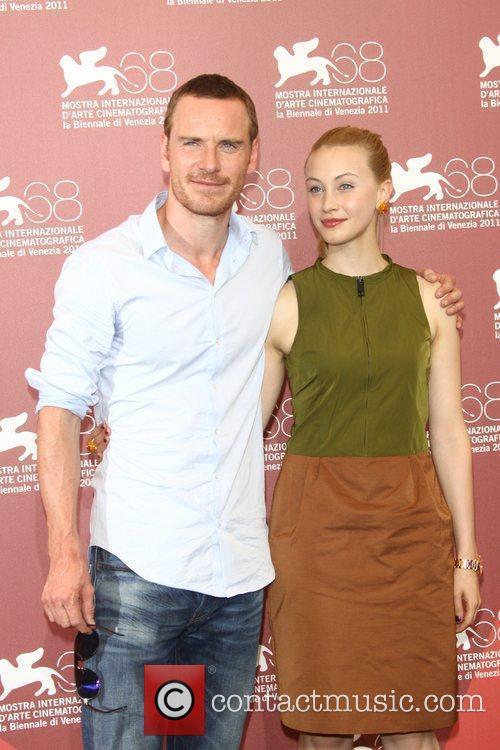 Michael Fassbender and Sarah Gadon