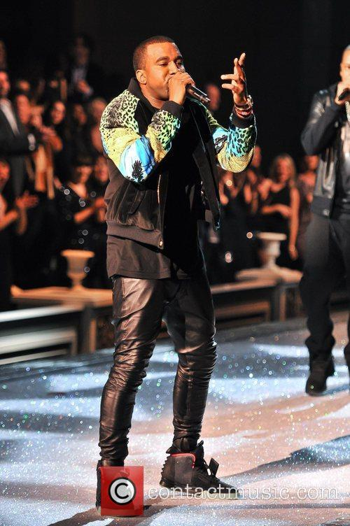 Kanye West and Victoria's Secret 1