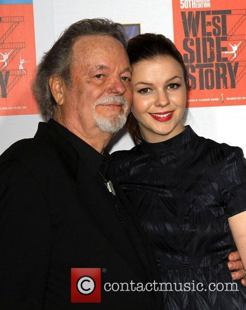 Russ Tamblyn, Amber Tamblyn and Grauman's Chinese Theatre