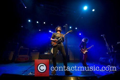 Andrew Stockdale and Wolfmother 5