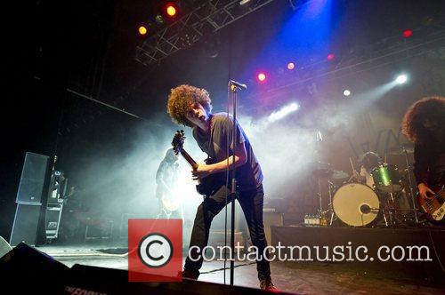 Andrew Stockdale and Wolfmother 9