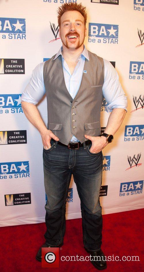 Sheamus and Angus T. Jones