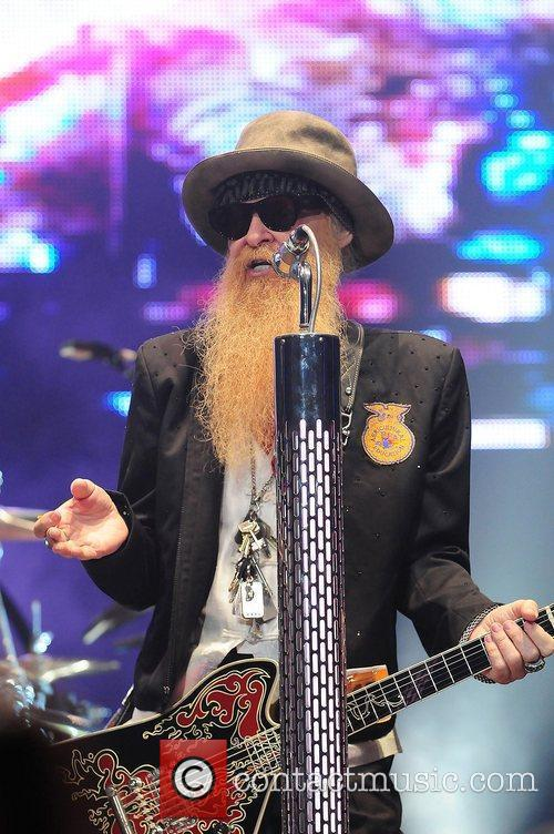 Billy Gibbons and Zz Top 8
