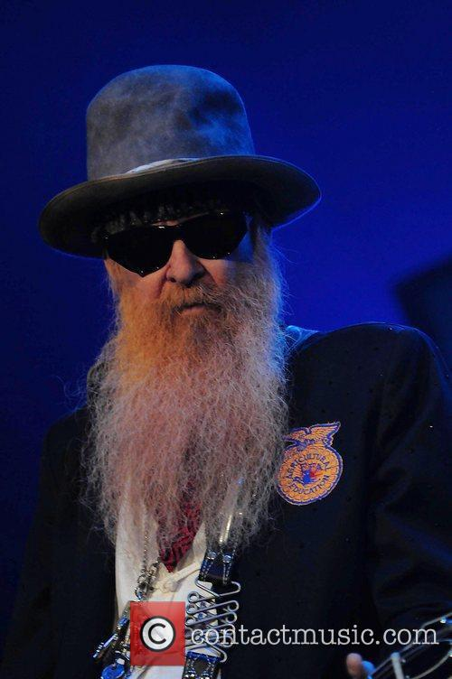 Billy Gibbons and Zz Top 6