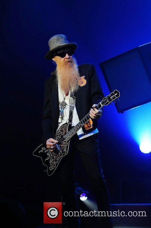 Billy Gibbons and Zz Top 9