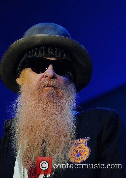 Billy Gibbons and Zz Top 1