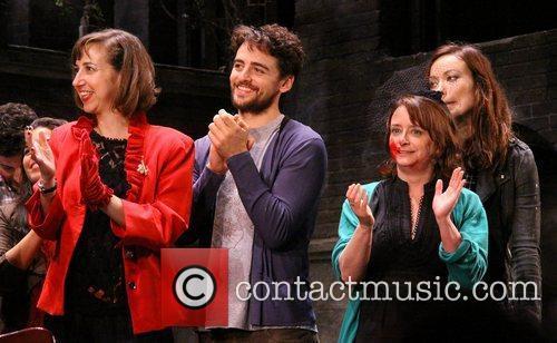 Kristen Schaal, Vincent Piazza, Rachel Dratch and Olivia Wilde