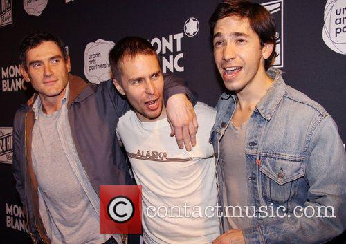 Billy Crudup, Sam Rockwell and Justin Long