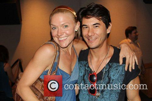 Dominique Swain and James Duval
