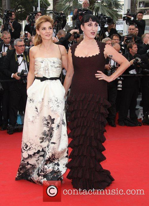 Rossy De Palma and Cannes Film Festival 1